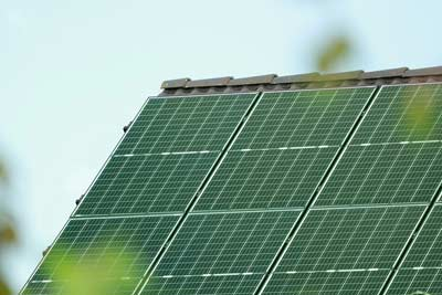 Zijn er ook groene zonnepanelen?