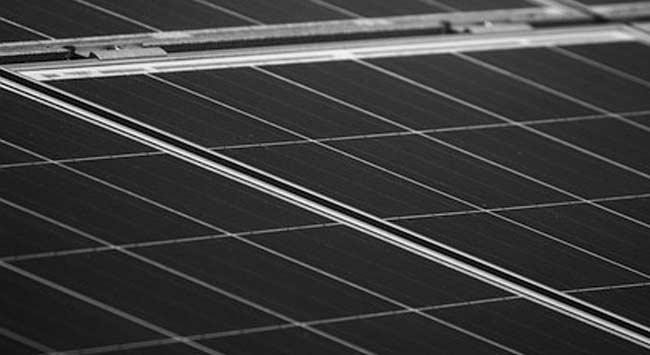 Werking van zonnepanelen
