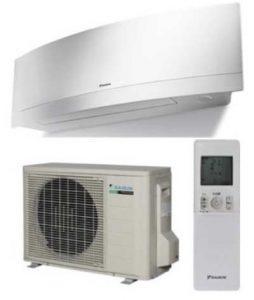 Lucht/lucht warmtepomp