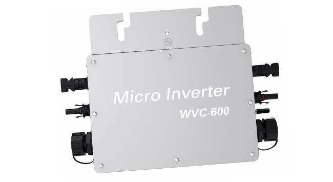 Micro-omvormers voor een zonnepanelen systeem