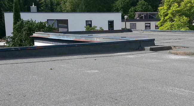 Hoe isoleer je een plat dak?
