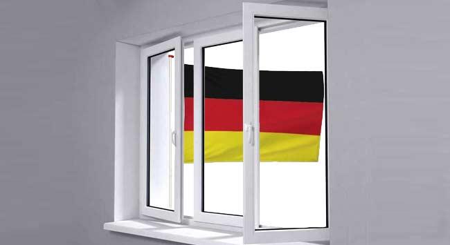 PVC ramen in Duitsland kopen?