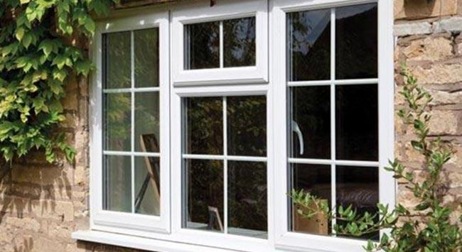Roeden voor klassieke uitstraling bij PVC ramen
