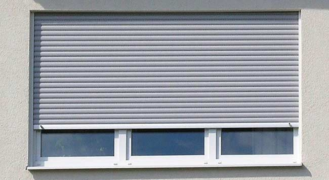 Rolluiken bij PVC ramen voor extra isolatie