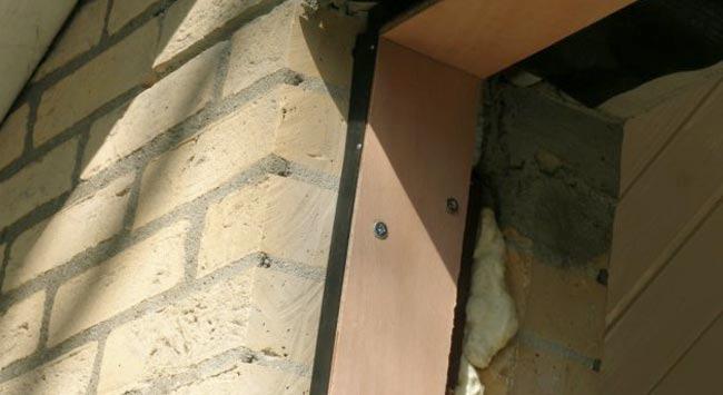 Stelkozijn voor PVC ramen