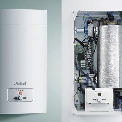 Elektrische verwarmingsketel van Vaillant
