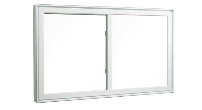 Voorbeeld kosten vast PVC ramen