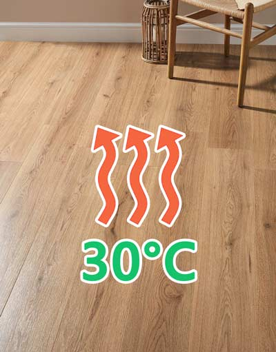 Vloerverwarming + Warmtepomp -Laagtemperatuurverwarming
