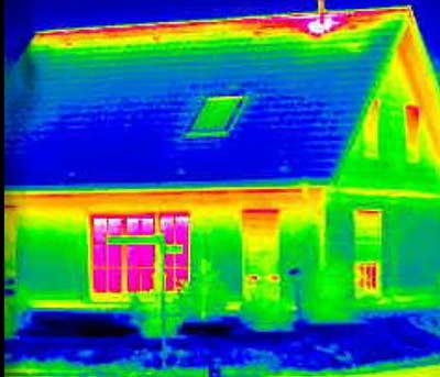 Monitor warmteverliesmeting