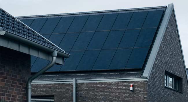 Wat is het gewicht van een zonnepanelen systeem?