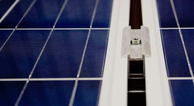 Zonnepanelen om 3500 kWh op te wekken